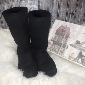 UGG Tall Boots  Black size 7